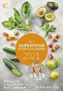 Cover-Bild zu Der Superfood-Rezeptkalender 2021 - Rezeptkalender von Fleck, Anne