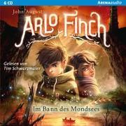 Cover-Bild zu August, John: Arlo Finch (2). Im Bann des Mondsees