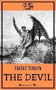Cover-Bild zu Mann, Thomas: 3 books to know The Devil (eBook)
