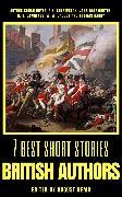 Cover-Bild zu Doyle, Arthur Conan: 7 best short stories - British Authors (eBook)