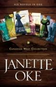 Cover-Bild zu Canadian West Collection (eBook) von Oke, Janette