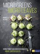 Cover-Bild zu Rüther, Manuela: Micro Greens - Micro Leaves