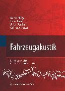 Cover-Bild zu Feitzelmayer, Karl: Fahrzeugakustik (eBook)