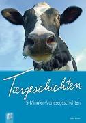 Cover-Bild zu Simon, Katia: 5-Minuten-Vorlesegeschichten für Menschen mit Demenz: Tiergeschichten