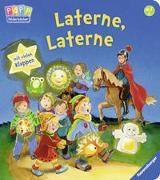 Cover-Bild zu Simon, Katia: Laterne, Laterne