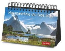 Cover-Bild zu Simon, Katia: Naturparadiese der Erde Kalender 2022
