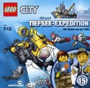 Cover-Bild zu Tiefsee-Expedition