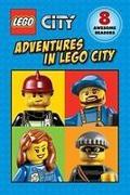 Cover-Bild zu Adventures in LEGO City (LEGO City: Reader Boxed Set) von Scholastic, Scholastic Scholastic