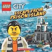 Cover-Bild zu Escape from Prison Island (LEGO City: 8x8) von Bright, J.E.