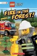 Cover-Bild zu LEGO City: Fire in the Forest! von Scholastic