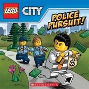 Cover-Bild zu Police Pursuit! (LEGO City) von Rusu, Meredith