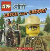 Cover-Bild zu Catch That Crook! (Lego City) von Steele, Michael Anthony