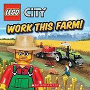 Cover-Bild zu LEGO City: Work This Farm! von Steele, Michael Anthony