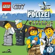 Cover-Bild zu LEGO City: Folge 2 - Polizei - Stadt in Gefahr (Audio Download) von Piedesack, Gordon (Gelesen)