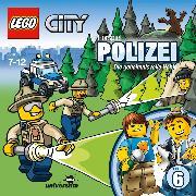 Cover-Bild zu LEGO City: Folge 6 - Polizei - Die geheimnisvolle Höhle (Audio Download) von Stein, Flemming (Gelesen)