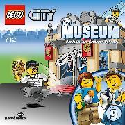 Cover-Bild zu LEGO City: Folge 9 - Museum - Der Fluch des Goldenen Schädels (Audio Download) von Jäger, Simon (Gelesen)