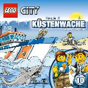 Cover-Bild zu LEGO City: Folge 10 - Küstenwache - Haie vor LEGO City (Audio Download) von Ziesmer, Santiago (Gelesen)