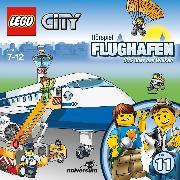 Cover-Bild zu LEGO City: Folge 11 - Flughafen - SOS über den Wolken (Audio Download) von Wendland, Jens (Gelesen)