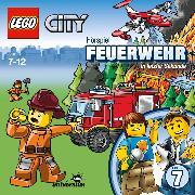 Cover-Bild zu LEGO City: Folge 7 - Feuerwehr - In letzter Sekunde (Audio Download) von Wendland, Jens (Gelesen)