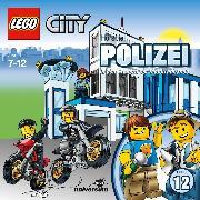 Cover-Bild zu LEGO City: Folge 12 - Polizei - In den Greifern der Motorradbande (Audio Download) von Schmuckert, Thomas (Gelesen)