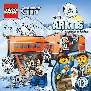 Cover-Bild zu LEGO City: Folge 13 - Arktis - Abenteuer im Packeis (Audio Download) von Mannkopff, Andreas (Gelesen)