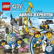 Cover-Bild zu LEGO City: Folge 14 - Abriss-Experten - Wettlauf gegen die Zeit (Audio Download) von Kirchberger, Peter (Gelesen)