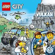 Cover-Bild zu LEGO City: Folge 17 - Vulkan - Am feuerspeienden Berg (Audio Download) von Dillge, Gerlinde (Gelesen)