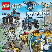 Cover-Bild zu LEGO City: Folge 20 - Bergpolizei - Am Abgrund (Audio Download) von Brügger, Katja (Gelesen)