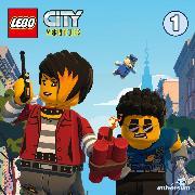 Cover-Bild zu LEGO City TV-Serie Folgen 1-5: Helden und Räuber (Audio Download) von Stark, Christian (Gelesen)