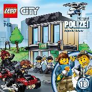 Cover-Bild zu LEGO City: Folge 18 - Polizei - Doppelter Einsatz (Audio Download) von Möller, Kai-Henrik (Gelesen)