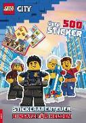 Cover-Bild zu LEGO® City - Stickerabenteuer Einsatz für Helden von Ameet Verlag