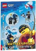 Cover-Bild zu LEGO® City - Rätselspaß für Polizisten