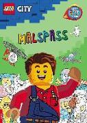 Cover-Bild zu LEGO® City - Malspaß