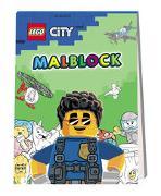 Cover-Bild zu LEGO® City - Malblock