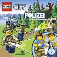 Cover-Bild zu Polizei von Bach, Patrick (Gelesen)