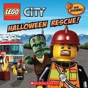 Cover-Bild zu LEGO City: Halloween Rescue von King, Trey