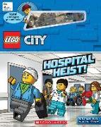 Cover-Bild zu LEGO City: Hospital Heist! von Scholastic