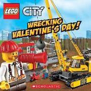 Cover-Bild zu Wrecking Valentine's Day! (Lego City: 8x8) von King, Trey