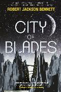 Cover-Bild zu City of Blades von Jackson Bennett, Robert