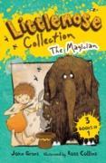 Cover-Bild zu Collins, Ross (Illustr.): Littlenose Collection: The Magician (eBook)