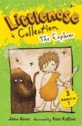 Cover-Bild zu Collins, Ross (Illustr.): Littlenose Collection: The Explorer (eBook)