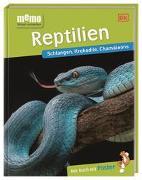 Cover-Bild zu memo Wissen entdecken. Reptilien von McCarthy, Colin
