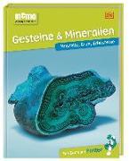 Cover-Bild zu memo Wissen entdecken. Gesteine & Mineralien von Hintermaier-Erhard, Gerd (Übers.)