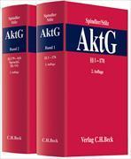 Cover-Bild zu Spindler, Gerald (Hrsg.): Aktiengesetz (AktG)