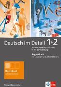 Cover-Bild zu Deutsch im Detail 1 und 2 von Gsteiger, Markus