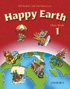 Cover-Bild zu Bowler, Bill: Level 1: Happy Earth 1: Class Book - Happy Earth