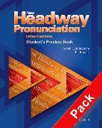 Cover-Bild zu Bowler, Bill: New Headway Pronunciation Course Intermediate: Student's Practice Book and Audio CD Pack