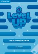 Cover-Bild zu Parminter, Sue: Level Up Level 4 Teacher's Resource Book with Online Audio