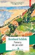 Cover-Bild zu Femeia de pe scari (eBook) von Schlink, Bernhard
