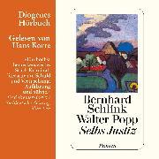 Cover-Bild zu Selbs Justiz (Audio Download) von Schlink, Bernhard